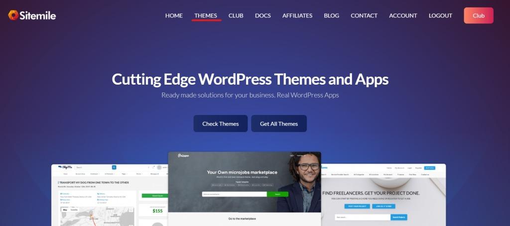 マッチングサイト構築にお勧めのWordPressテーマ